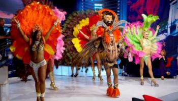 Эксклюзивное Бразильское шоу