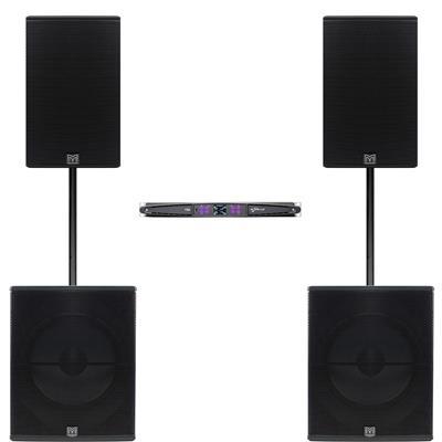 Акустическая система Martin audio, 3000 вт.