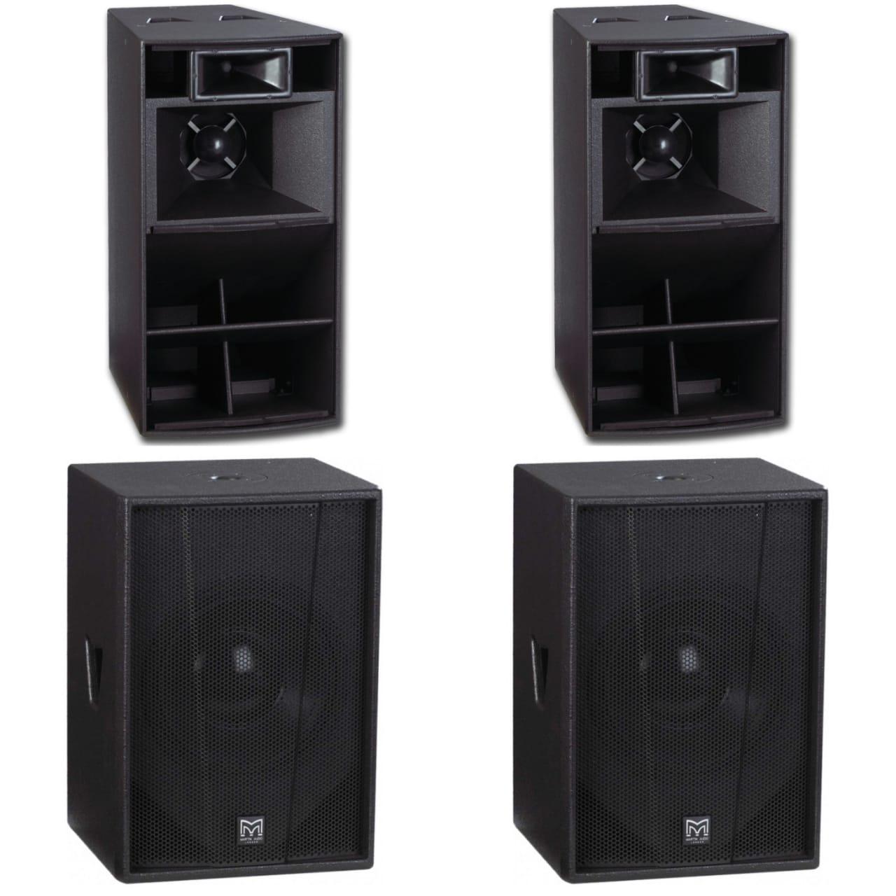 Акустическая система Martin audio, 5000 вт.