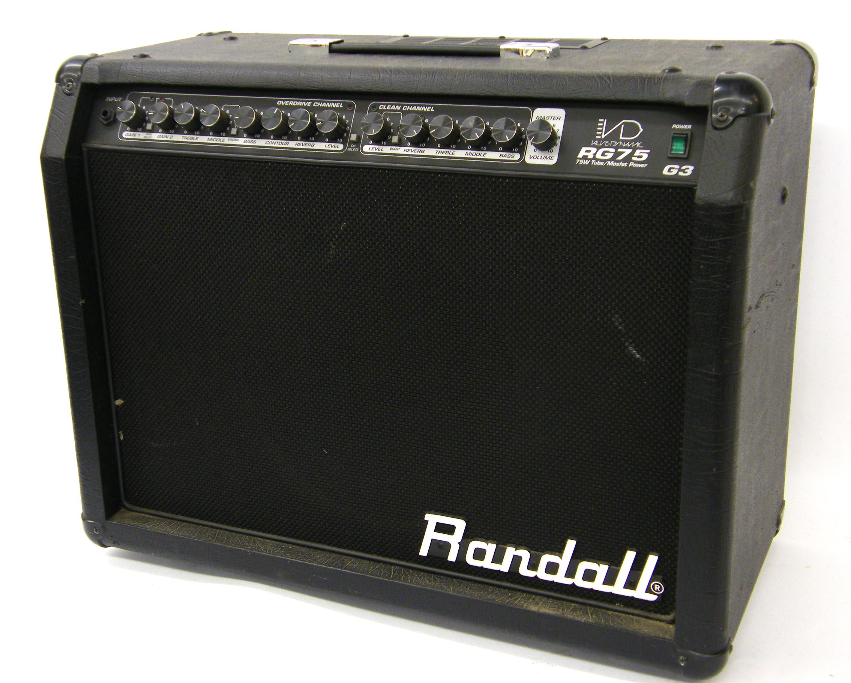 Randall RG 75