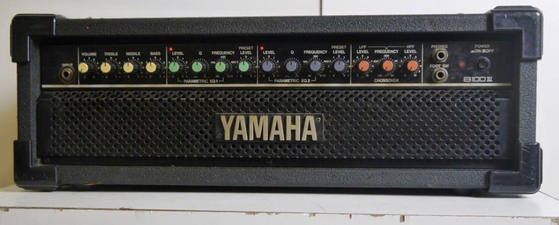 Yamaha G100 III
