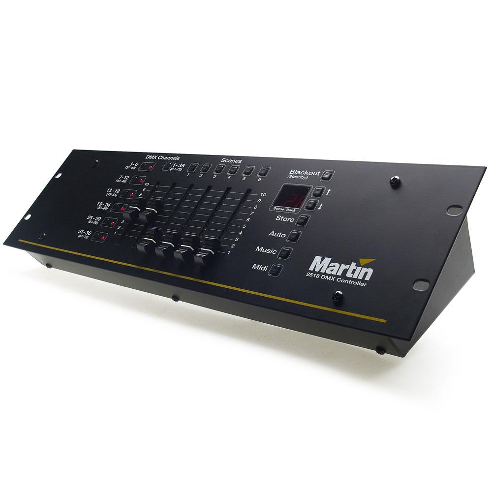 Световой контроллер, MARTIN 2518 DMX.