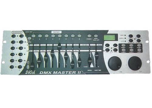 Световой контроллер, NightSun dmx master 240