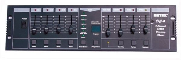 Световой аналоговый диммер Botex dc-4p