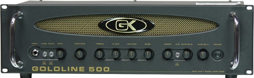 Gallien Krueger Goldline 500