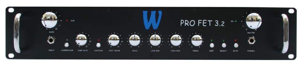 Warwick Profet 3.3