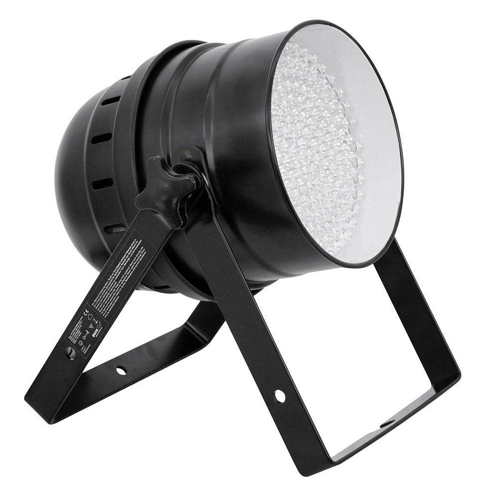 Прожектор светодиодный Involight LED Par56/BK