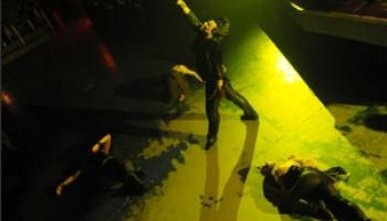 Рок танцевальное шоу